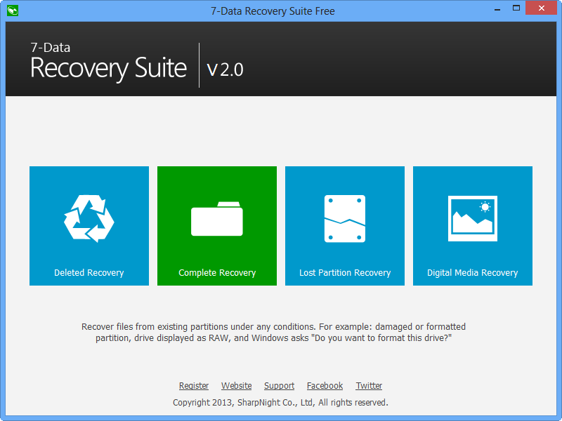7-Data Recovery suite 2.1 Eng