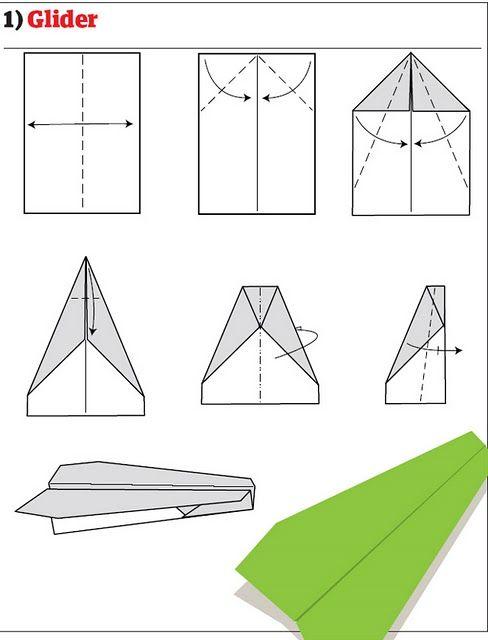 Как сделать самолёт крутой